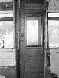 Compartment door - 1969.